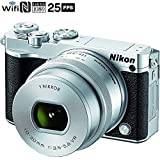 Nikon 1 J5 Digital Camera w/NIKKOR 10-30mm f/3.5-5.6 PD Zoom Lens -...