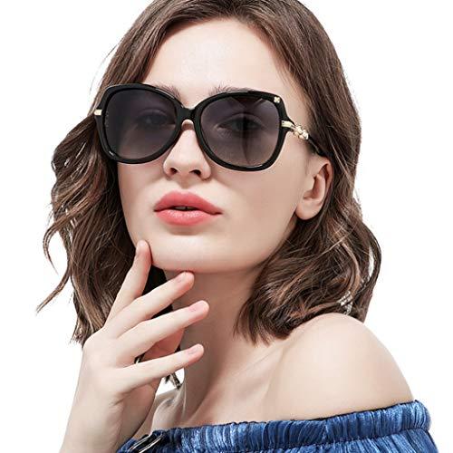 Dames gepolariseerde zonnebril klassieke bril rijden spiegel outdoor vissen zonnebril