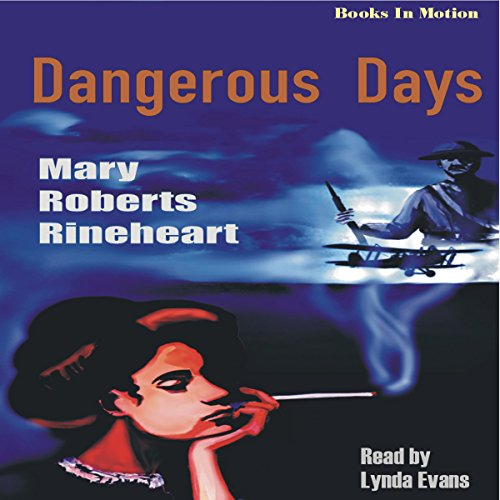 Dangerous Days audiobook cover art