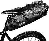GARDOM Sacoche de Selle Vélo Imperméable Sac de Selle pour Siège de Vélo de Route ou VTT