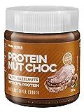 Body Attack Protein Nut Hazelnut Super Crunch 2x250g