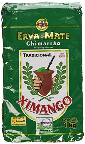 Ximango Yerba Mate - 35.27 Oz - Erva-Mate para Chimarrão Ximango - 1kg…