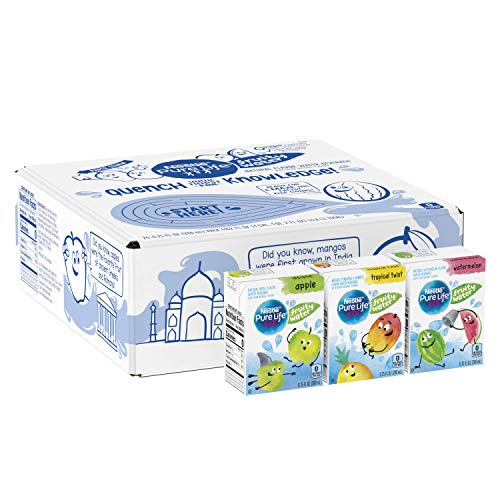 Nestle Pure Life Fruity Water Variety Pack, 6.75 Fl. Oz (24 Pack)