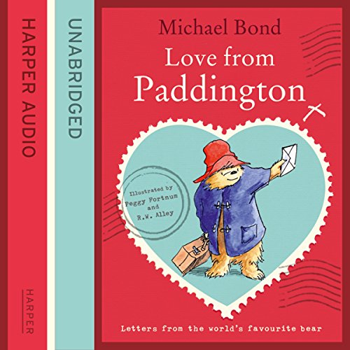 『Love from Paddington』のカバーアート