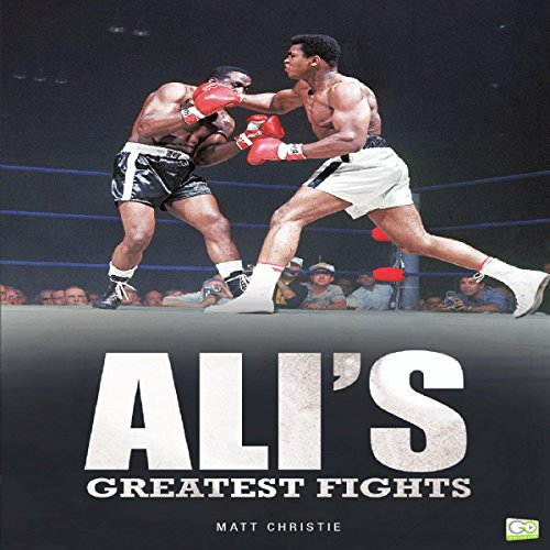 Ali's Greatest Fights cover art