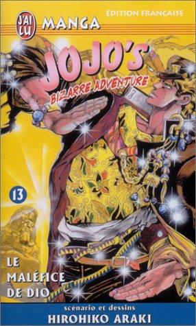 Jojo's Bizarre Adventure, tome 13 : Le Maléfice de Dio