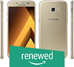 (Renewed) Samsung Galaxy A5 2017 A520 (Gold Sand)