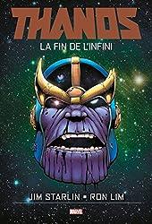 Thanos la fin de l'infini de Jim Starlin