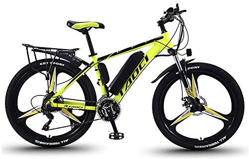 BWJL Bicicletas eléctricas para los Adultos, en Bicicletas