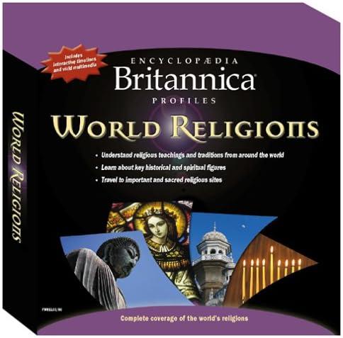 Encyclopedia Britannica Profiles: World Religions (Jewel Case)