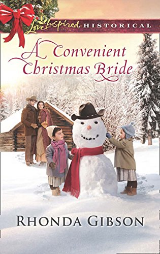 A Convenient Christmas Bride (Mills & Boon Love Inspired Historical) (English Edition)