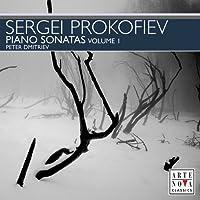 Piano Sonatas Vol. 1 (Nos 8