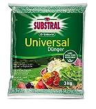 Scotts Substral® Verde Grano–Fertilizante Universal, 3kg