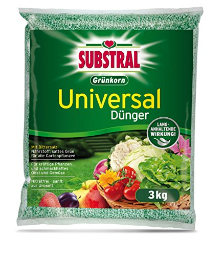 SCOTTS Substral® Grünkorn Universaldünger, 3 kg