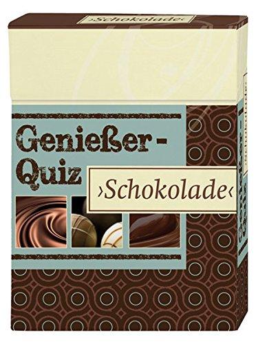 Genießer-Quiz Schokolade