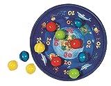GOKI- Juegos de Mesa Diana-Velcro Océano, Multicolor (56865)