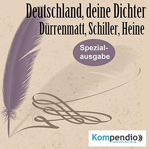 Deutschland, deine Dichter audiobook cover art