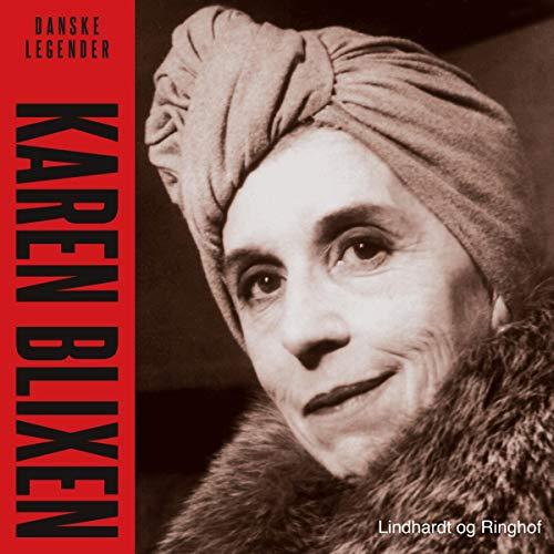 Danske legender - Karen Blixen cover art