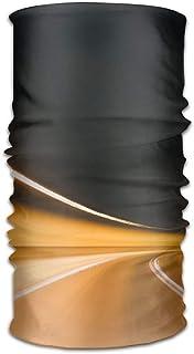 Hiking Ncutakuzvmr Flower Wallpaper Original Headband with Multi-Function Sports and Leisure Headwear UV Protection Sports Neck Sweat-Absorbent Microfiber Running Yoga