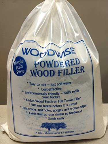 Woodwise 14-lb Powered Wood Filler Maple/ash/pine by Woodwise