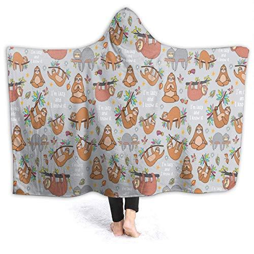 NOBRAND Manta De La Siesta Felpa Sofás Franela Yoga s Buen sueño L127cm x W102cm