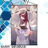 Barry Douglas タペストリー アークナイツ Arknights エクシア ポスター 掛ける絵 約50cmX70cm「B2」