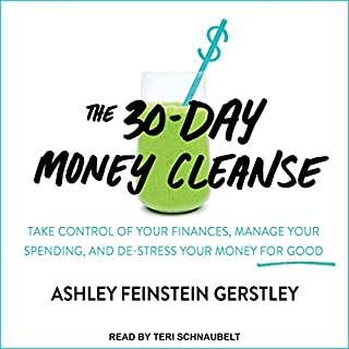 The 30-Day Money Cleanse audiobook cover art
