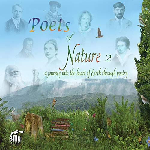 Poets of Nature 2 audiobook cover art