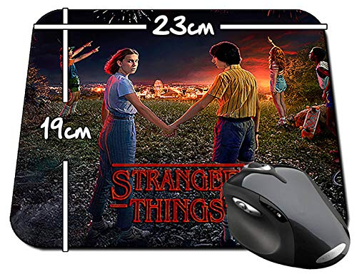 Stranger Things Alfombrilla Mousepad PC