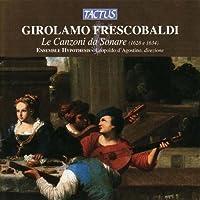 Trio Sonatas by GIROLAMO ALESSAND FRESCOBALDI (2007-04-10)