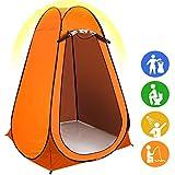 着替えテント プライバシーテント 多機能テント 120*120*190cm ポータブルキャンプ シャワー サンシェード 防水テント 日除け UV プライベート 海水浴 ビーチテント 更衣室 簡易トイレ ポップアップ 設置簡単 収納便利 防災 アウトドア用