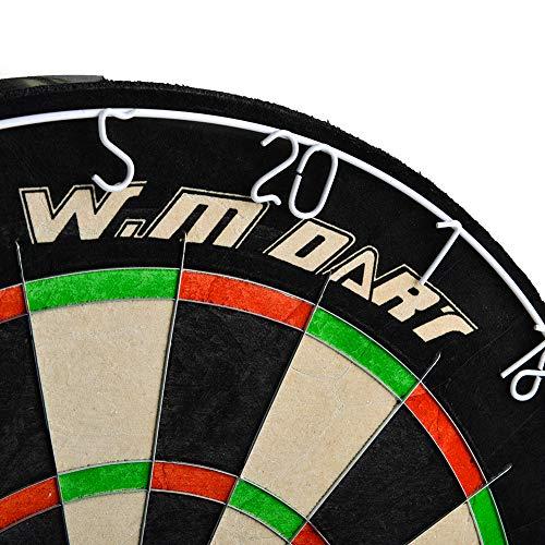 WIN.MAX Bristle Steel Dartboard - 3