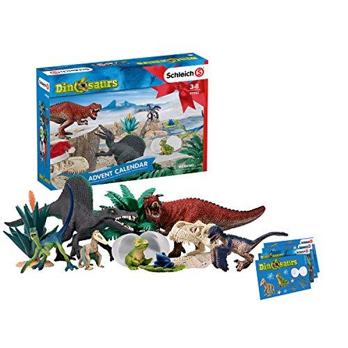 Calendrier de l'Avent Dinosaures2019