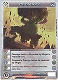 Chaotic CROMAXX Ultra Rare FOIL Creature-Past Warrior Card # S01/026 (Random Stats)