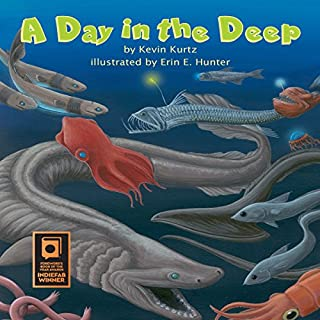 A Day in the Deep audiobook cover art