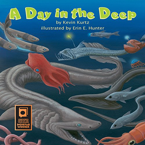 A Day in the Deep copertina