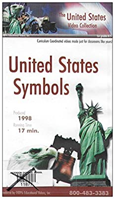 United States Symbols (History and Meaning of America's Symbols: Statue of Liberty, Flag, Eagle, and Liberty Bell) [VHS VIDEO]