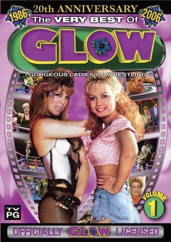 GLOW: Gorgeous Ladies of Wrestling [Reino Unido] [DVD]