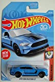 Hot Wheels 2018 50th Anniversary Muscle Mania 2018 Ford Mustang GT 216/365, Blue