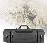 HNWTKJ Mochila Táctica de Caza para Rifle, Bolsa de Almacenamiento para Armas De 90 Cm para La Caza Camping Deportes al Aire Libre (Color : C)