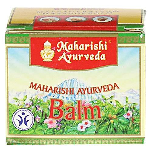 Maharishi Ayurveda Balm, 25 ml, ayurvedisch, Balsam zum einreiben, kontrollierte Naturkosmetik