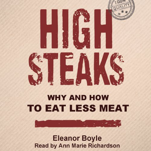 High Steaks audiobook cover art