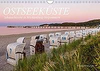 OSTSEEKUeSTE Sehnsuchtsorte in Mecklenburg-Vorpommern (Wandkalender 2022 DIN A4 quer): Faszinierende Aufnahme der Ostseekueste in MV. (Monatskalender, 14 Seiten )