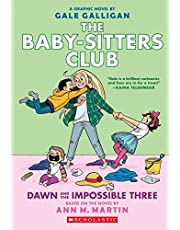 Dawn and the Impossible Three (The Babysitters Club Graphic Novel, book 5): Full-Color Edition