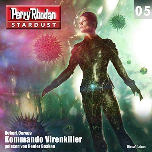 Kommando Virenkiller audiobook cover art