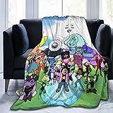 Andppk Steven Universe Blankets Super Soft Warm Faux Fur Throw Blanket -Ultra-Soft Micro Fleece Blanket Twin, Warm, Lightweight, Pet-Friendly, Throw for Home Bed, Sofa & Dorm