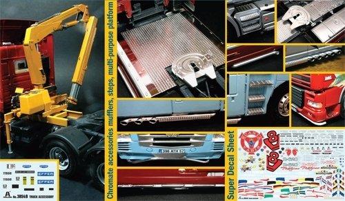 Italeri 3854S - Set de Accesorios para Camiones II