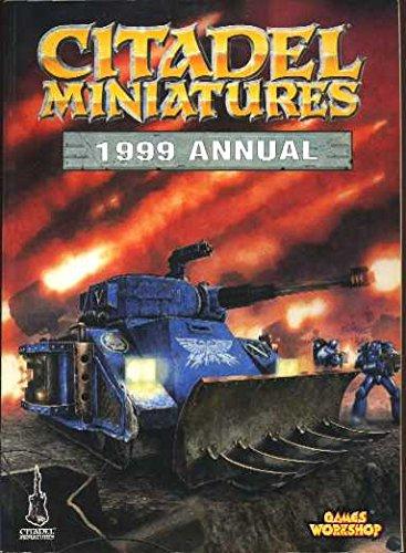 Citadel Miniatures Annual 1999