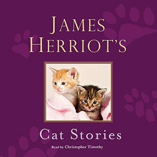 James Herriot's Cat Stories cover art