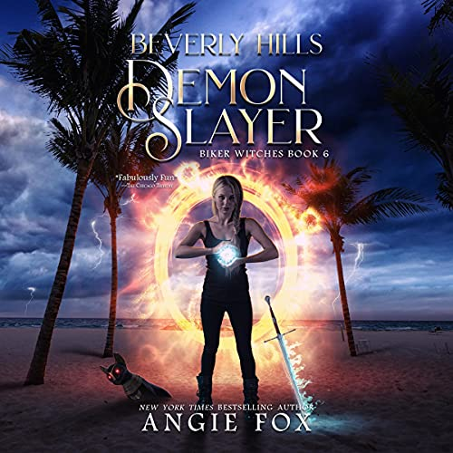 Beverly Hills Demon Slayer Audiobook By Angie Fox cover art